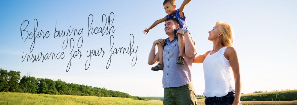 What to consider prior to buying health insurance for you ...