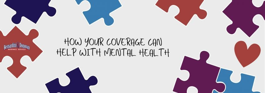 How Your Coverage Can Help With Mental Health Bernardini Donovan