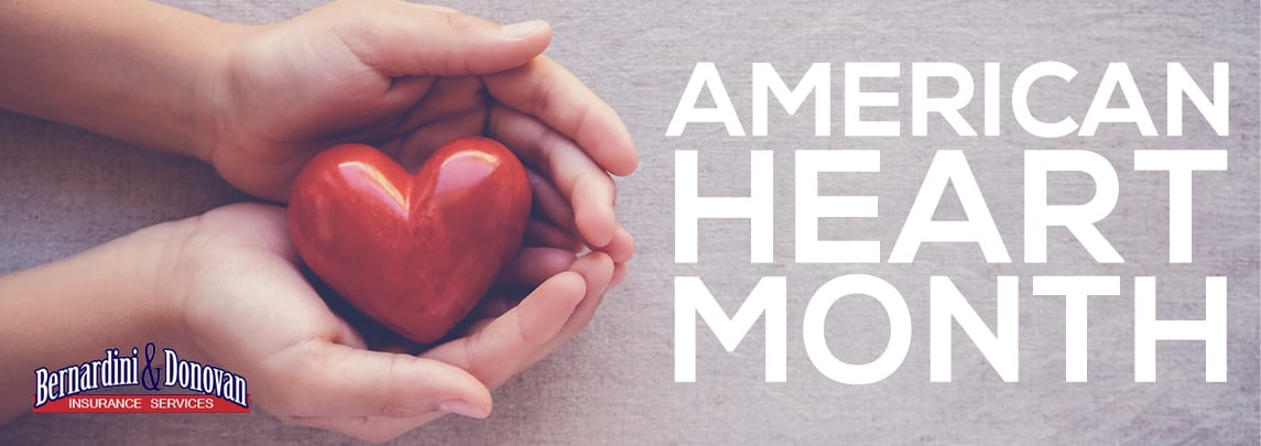 American Heart Month Blog Cover