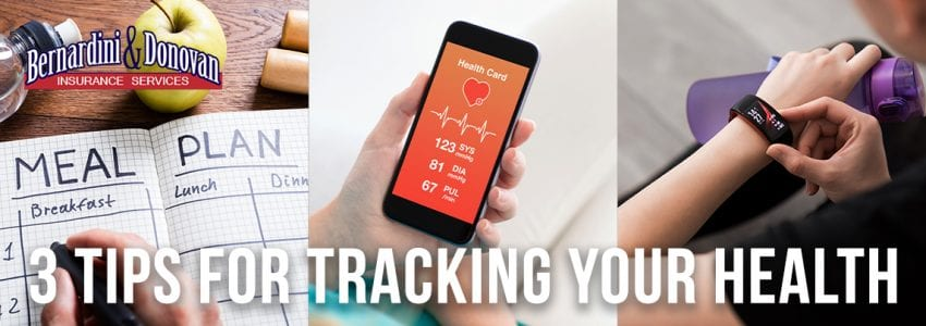 Tracking Your Health