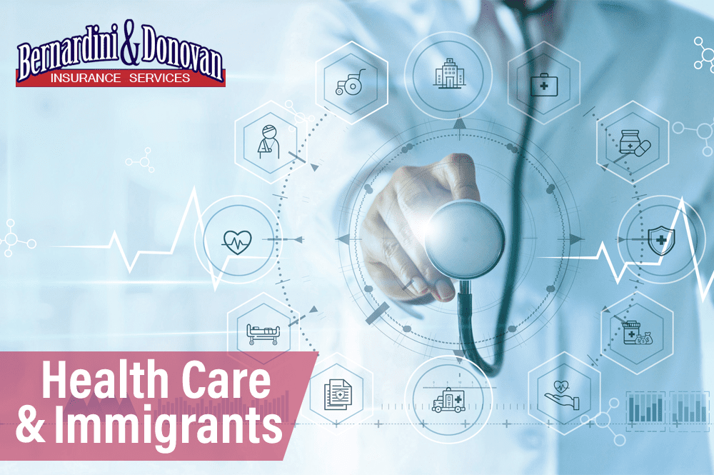 Healthcare for immigrants