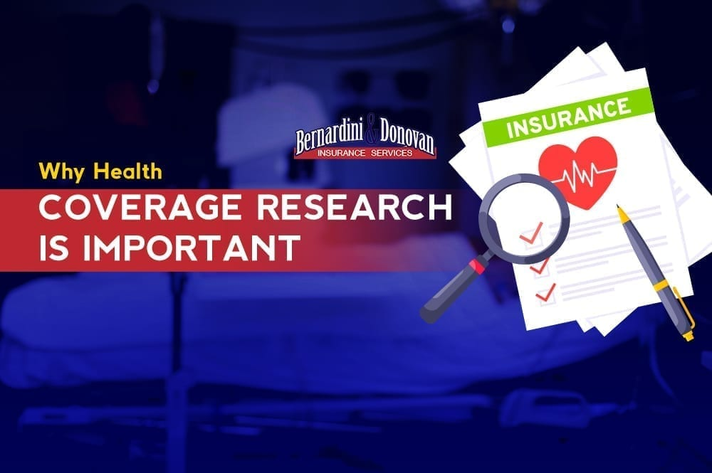 main benefit to researching health coverage options