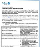 HCR Employer Mandate Shared Responsibility FAQ
