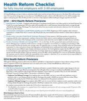 reform-checklist